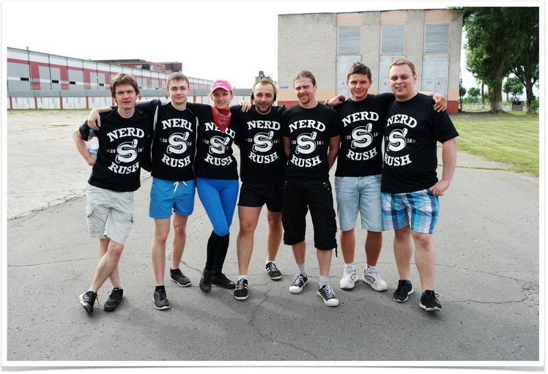 Áo Phông Team Building TB19