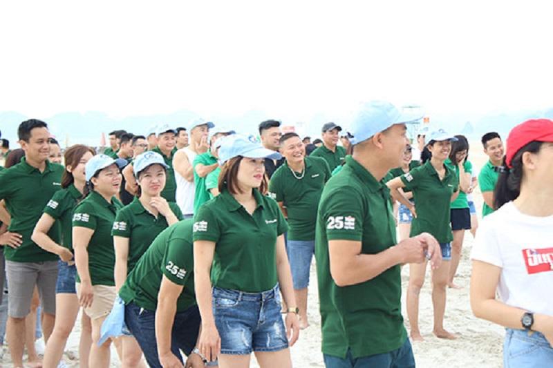 Áo Phông Team Building TB6