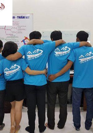 Áo Phông Team Building TB4