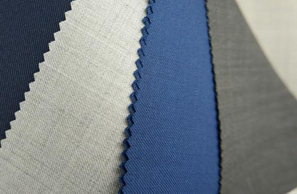 Vải Tuytsi may áo vest không nhăn mềm mịn