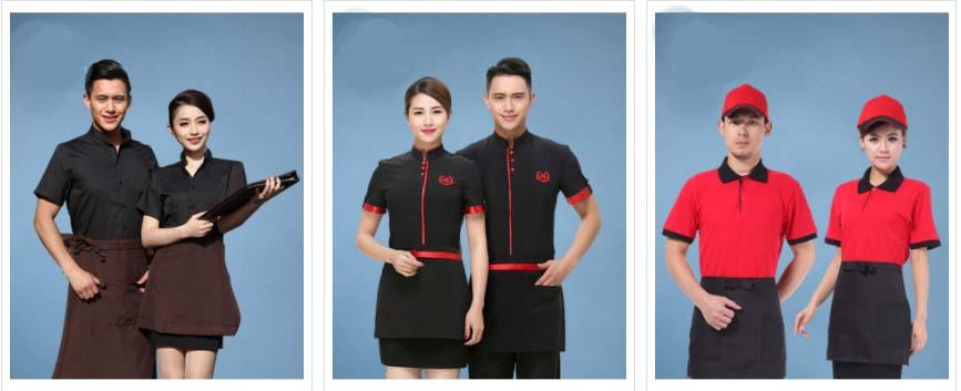 Mẫu áo thun cho nhân viên phục vụ đẹp nhất