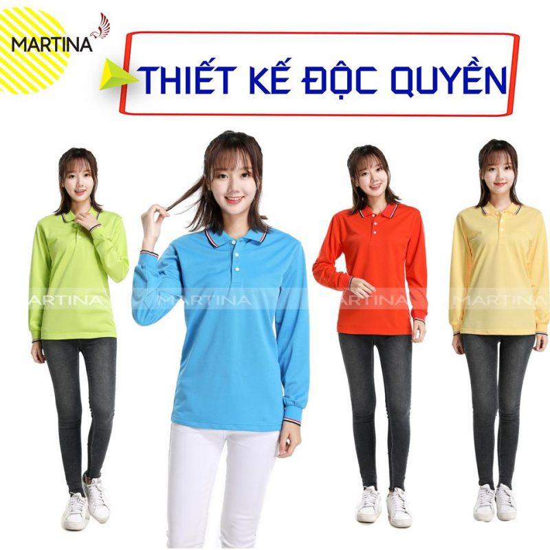 Mẫu đồng phục thiết kế trẻ trung hiện đại