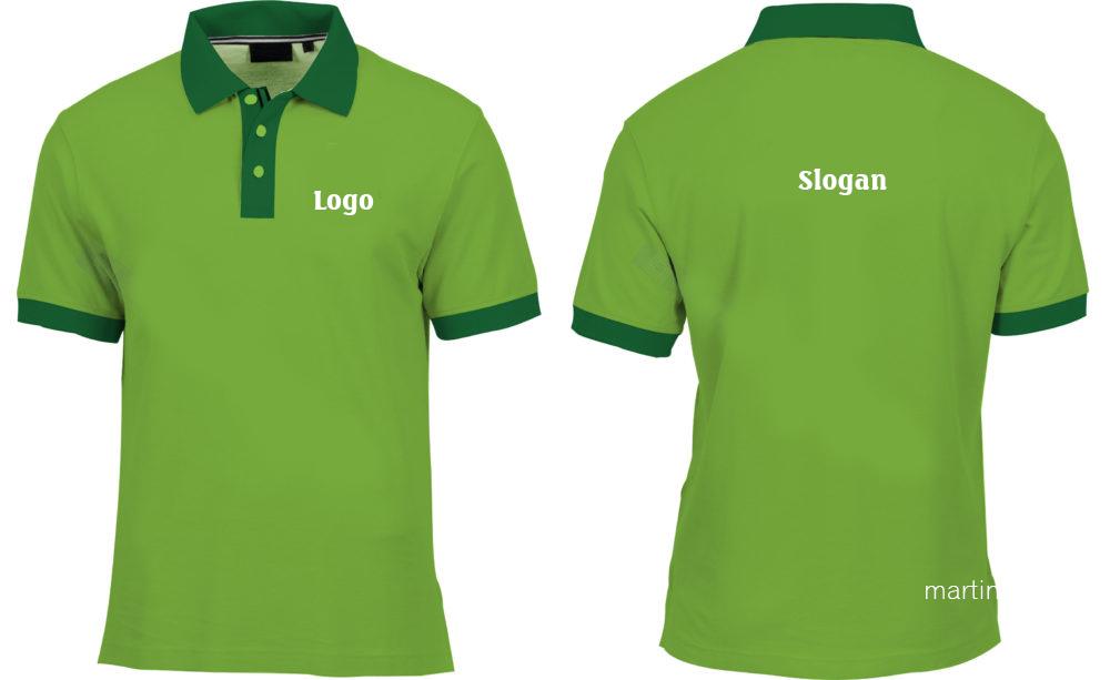 Mẫu áo thun thiết kế đồng phục trẻ trung năng động