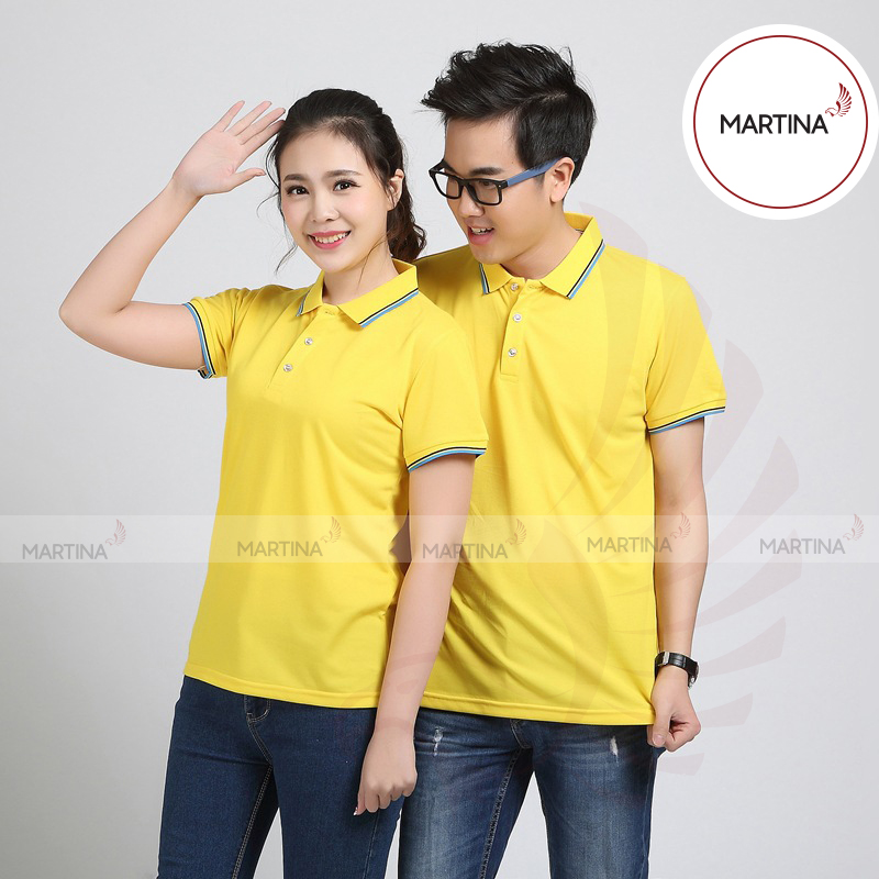 Mẫu đồng phục 2 áo thun thiết kế đẹp nhất