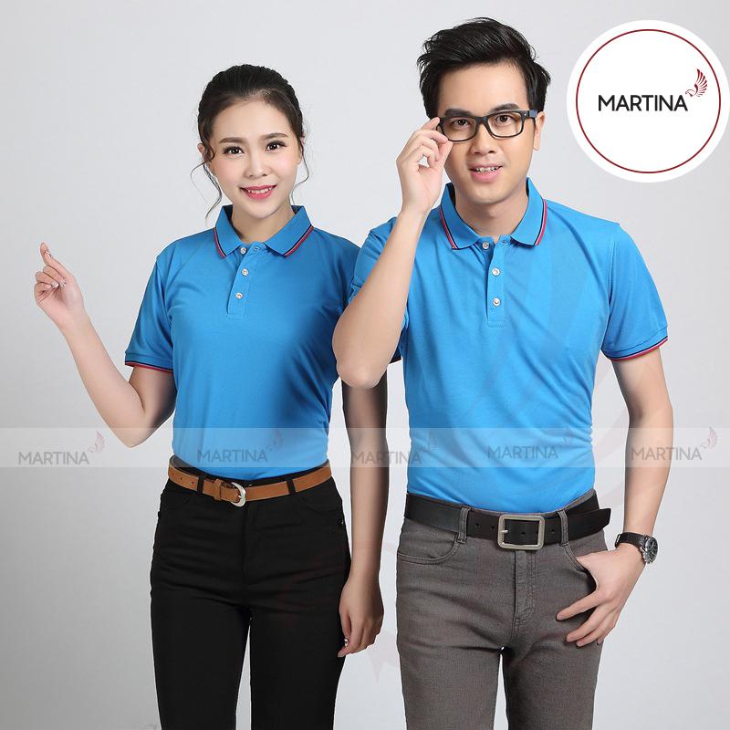 Mẫu đồng phục 5 áo phông cho công ty chất lượng cao