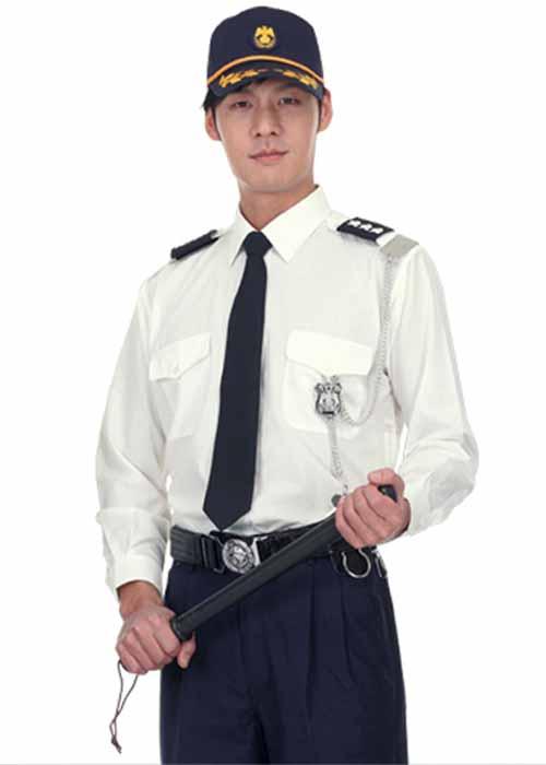 Đồng phục bảo vệ may form dáng vừa vặn thoải mái