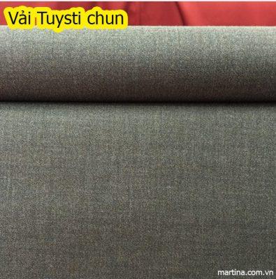 Hình ảnh loại vải Tuysti chun chất lượng cao