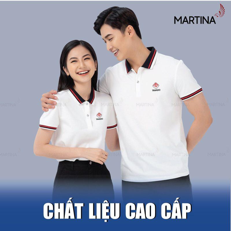 Hình ảnh mẫu đồng phục công ty chất lượng cao